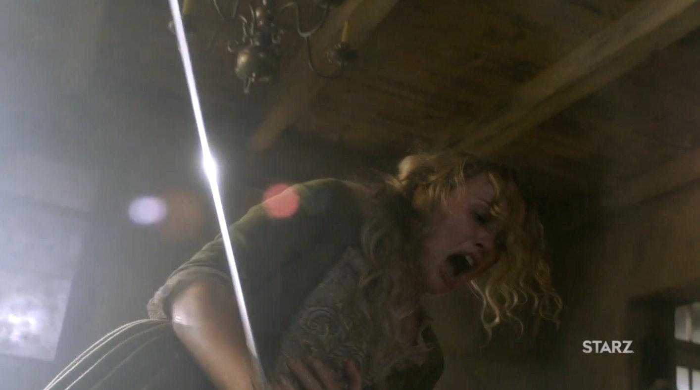 Eleanor's death on 'Black Sails' Season 4 episode 6