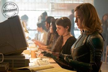 Captain Marvel Computer