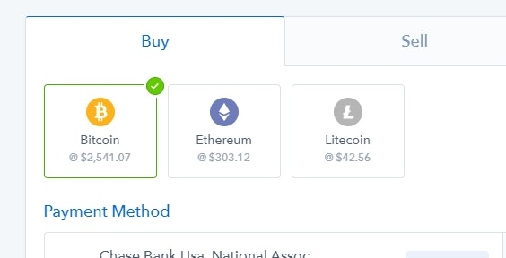 how much does coinbase charge to buy litecoin