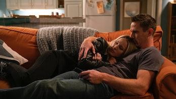 Kristen Bell and Jason Dohring on Veronica Mars Season 4