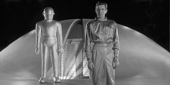 Gort! Klaatu barada nikto! Mankind was given an ultimatum in the epic 1951 movie The Day the Earth Stood Still