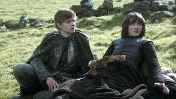 Game of Thrones Jojen and Bran
