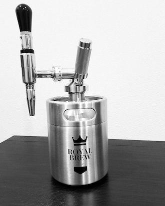 Royal Brew Nitro Cold Brew Coffee Maker Kit System