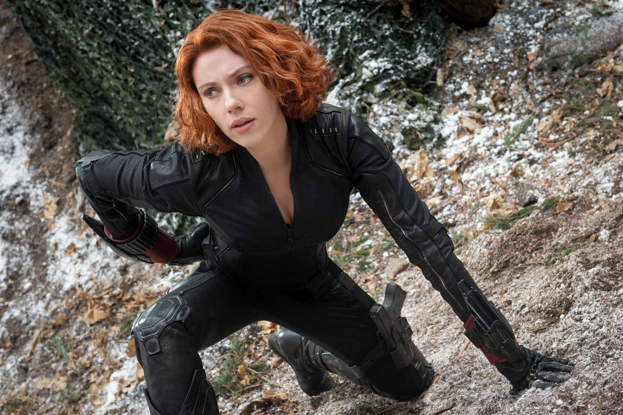 Marvel Black Widow Avengers Age of Ultron