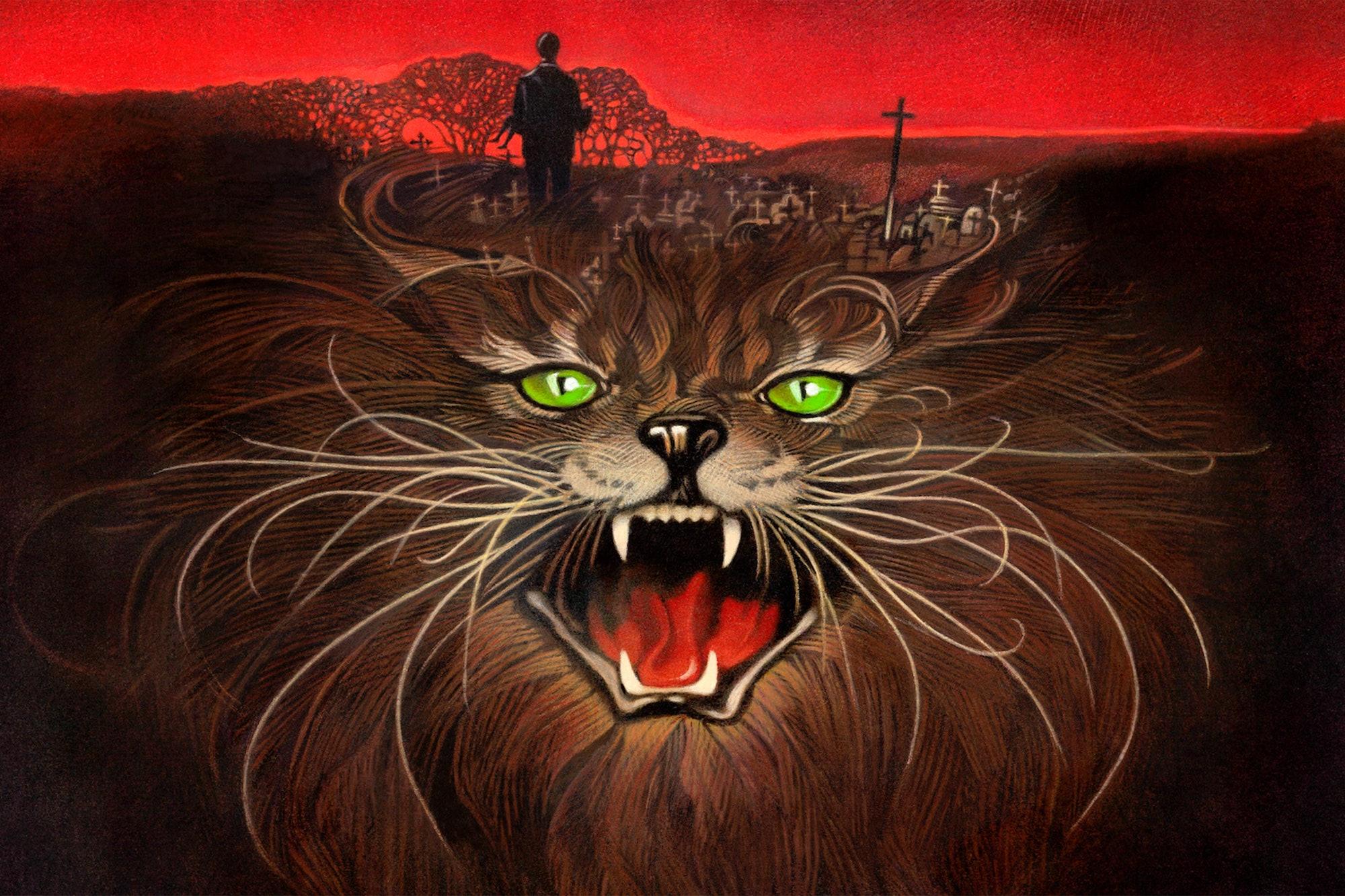 Pet Sematary cover art