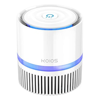 KOIOS Air Purifier with 3-in-1 True HEPA Filter