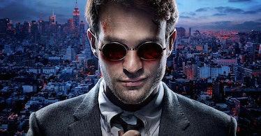 Matt Murdock isn't just a normal blind lawyer.