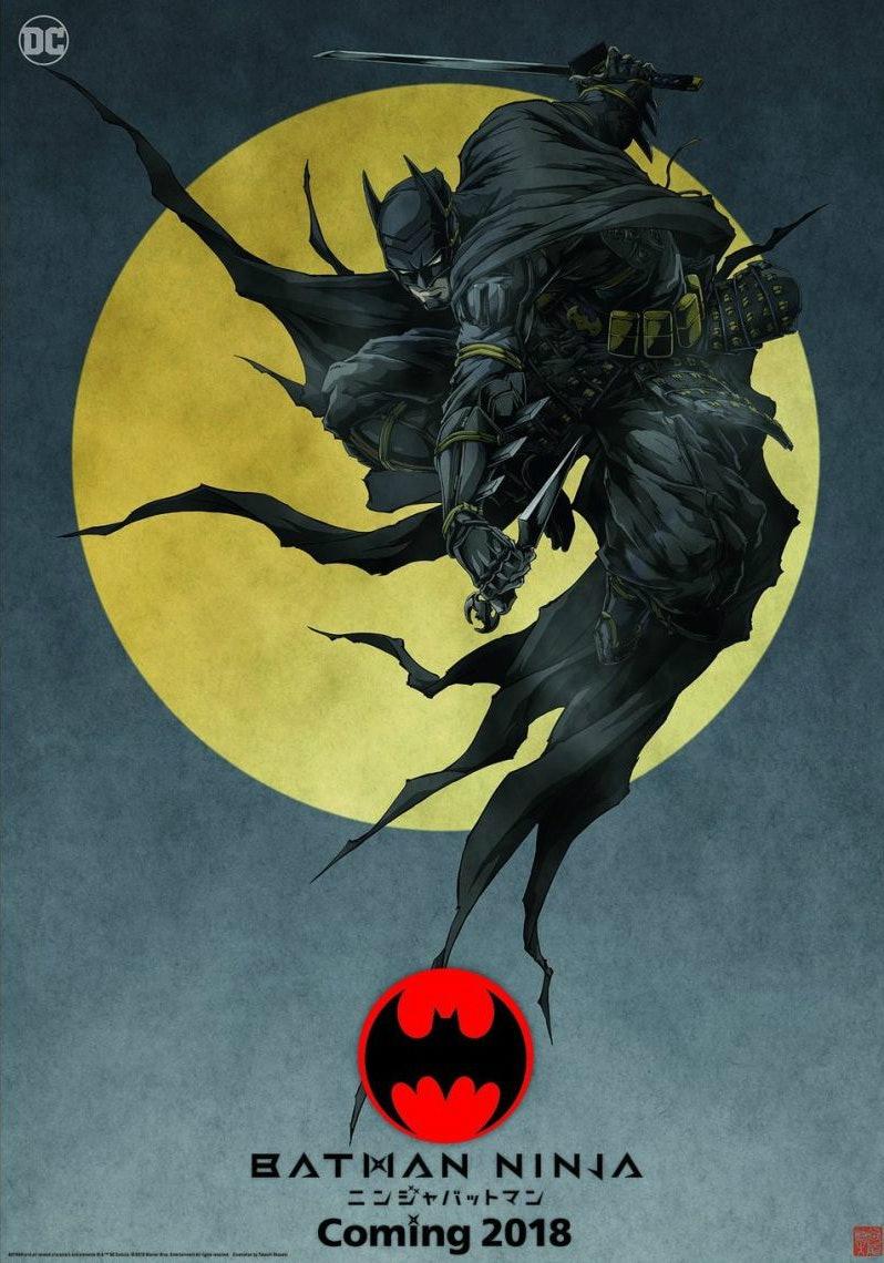 'Batman Ninja' Poster