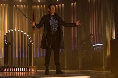 Jason Isaacs in 'Star Trek: Discovery'
