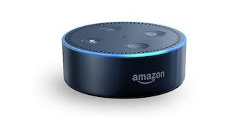 Amazon Echo Dot 2nd Generation, Black