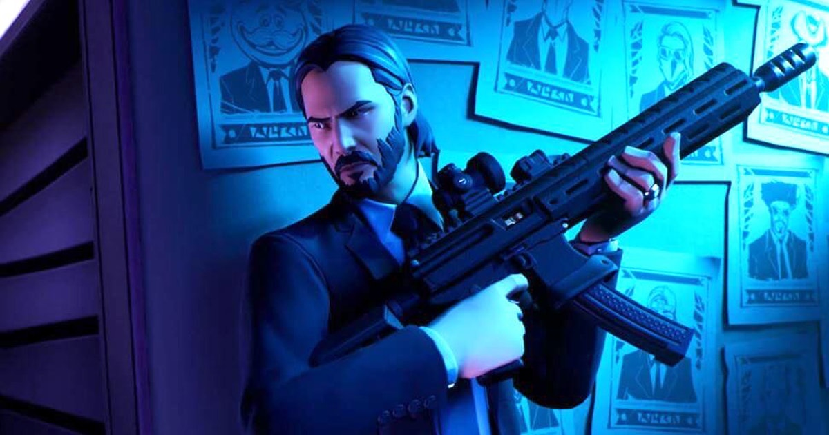 Fortnite John Wick Skin Price Challenges How To Complete The Ltm
