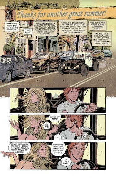 joe hill house comics