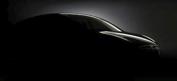 Tesla Model X promotional teaser image