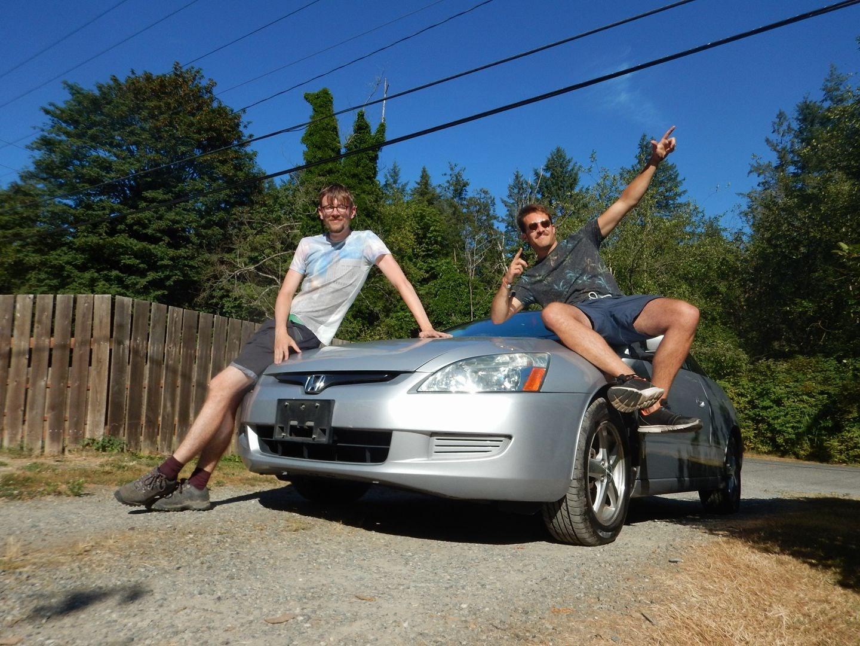 The Honda Accord