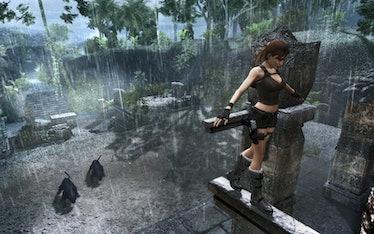 'Tomb Raider: Underworld'