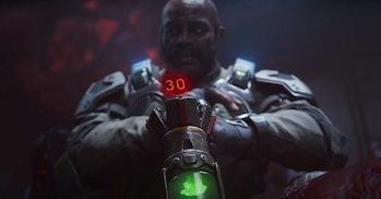 """Still from 'Gears 5' """"Escape"""" E3 2019 Trailer."""