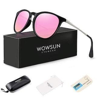 WOWSUN Polarized Women's Sunglasses