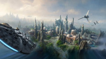 Galaxy's Edge is a Star Wars theme park from Disney.