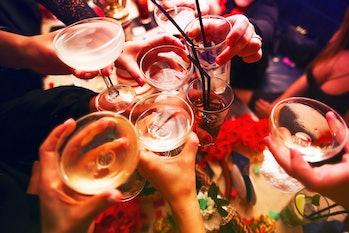 alcohol, binge drinking