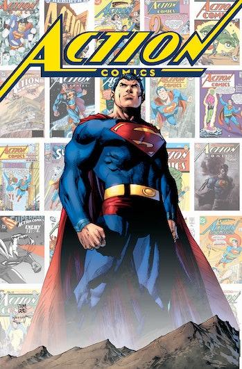 Jim Lee DC Superman Comics