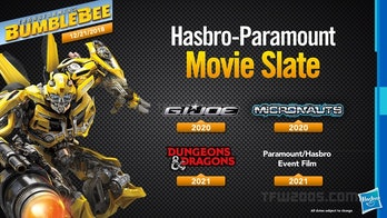 Hasbro Power Rangers