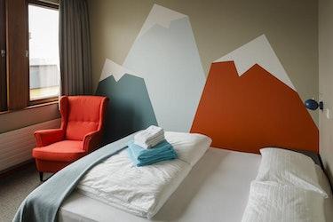 Iceland, hostel