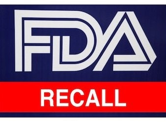fda recall supplements