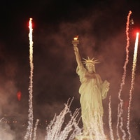 How Much Pollution Do July 4 Fireworks Create? Here's an Analysis