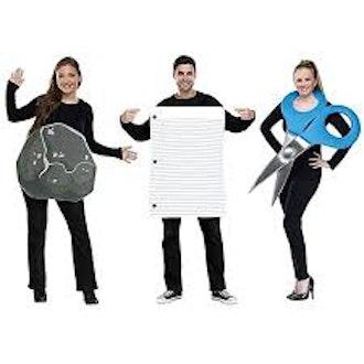 Fun World Rock, Paper, Scissors Adult Costume