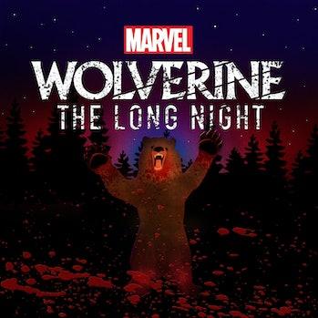 'Wolverine: The Long Night' Episode 5 has a huge bear in it.