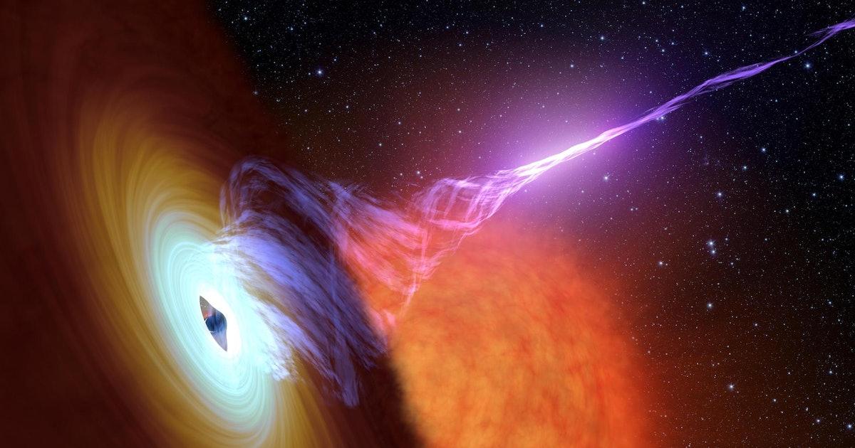 Black Friday 2018: NASA Marks by Sharing 10 Incredible Black Hole Images