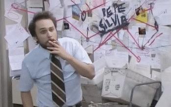 "Conspiracy theories in ""It's Always Sunny in Philadelphia."""