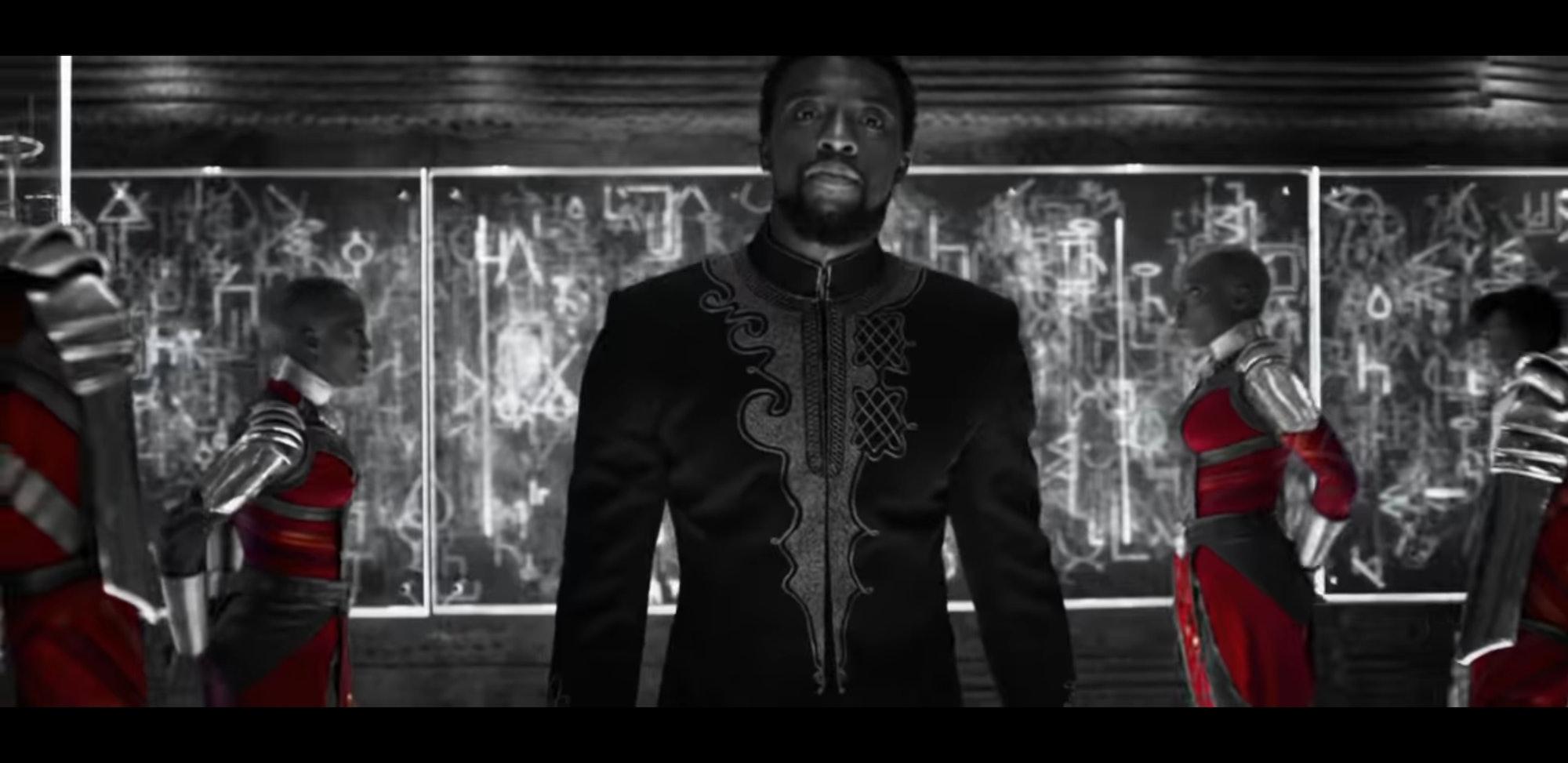 'Avengers: Endgame' trailer.