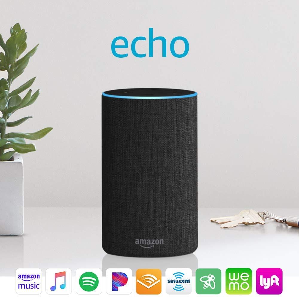 Amazon Echo 2 Refurbished Smart Soeaker alexa