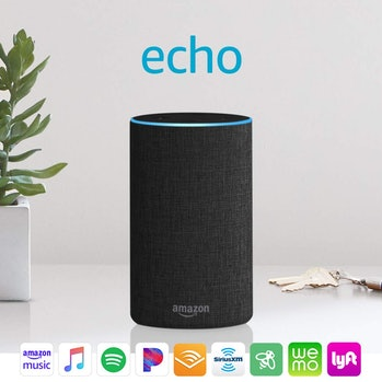 Amazon Echo 2 Refurbished Smart Soeaker alexa