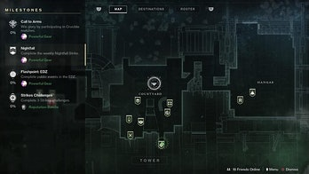 Milestones replacing Bounties is one of the best changes in 'Destiny 2'.