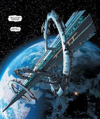 SWORD Astonishing X-Men
