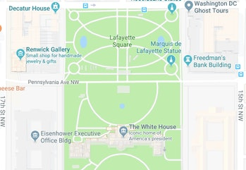Lafayette Square.