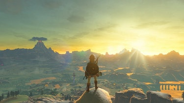 'The Legend of Zelda: Breath of the Wild'