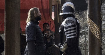 Dragon and the Wolf Clegane