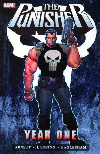 Punisher Year One