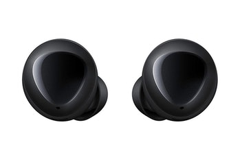 Samsung Galaxy Buds, Bluetooth True Wireless Earbuds (Wireless Charging Case Included), Black - US Version with Warranty