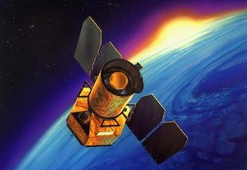 NASA'sGalaxy Evolution Explorer