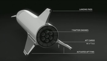 spacex bfr