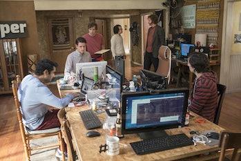 Silicon Valley season 4 publicity photo
