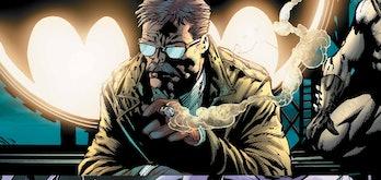 Batman Jim Gordon Gotham