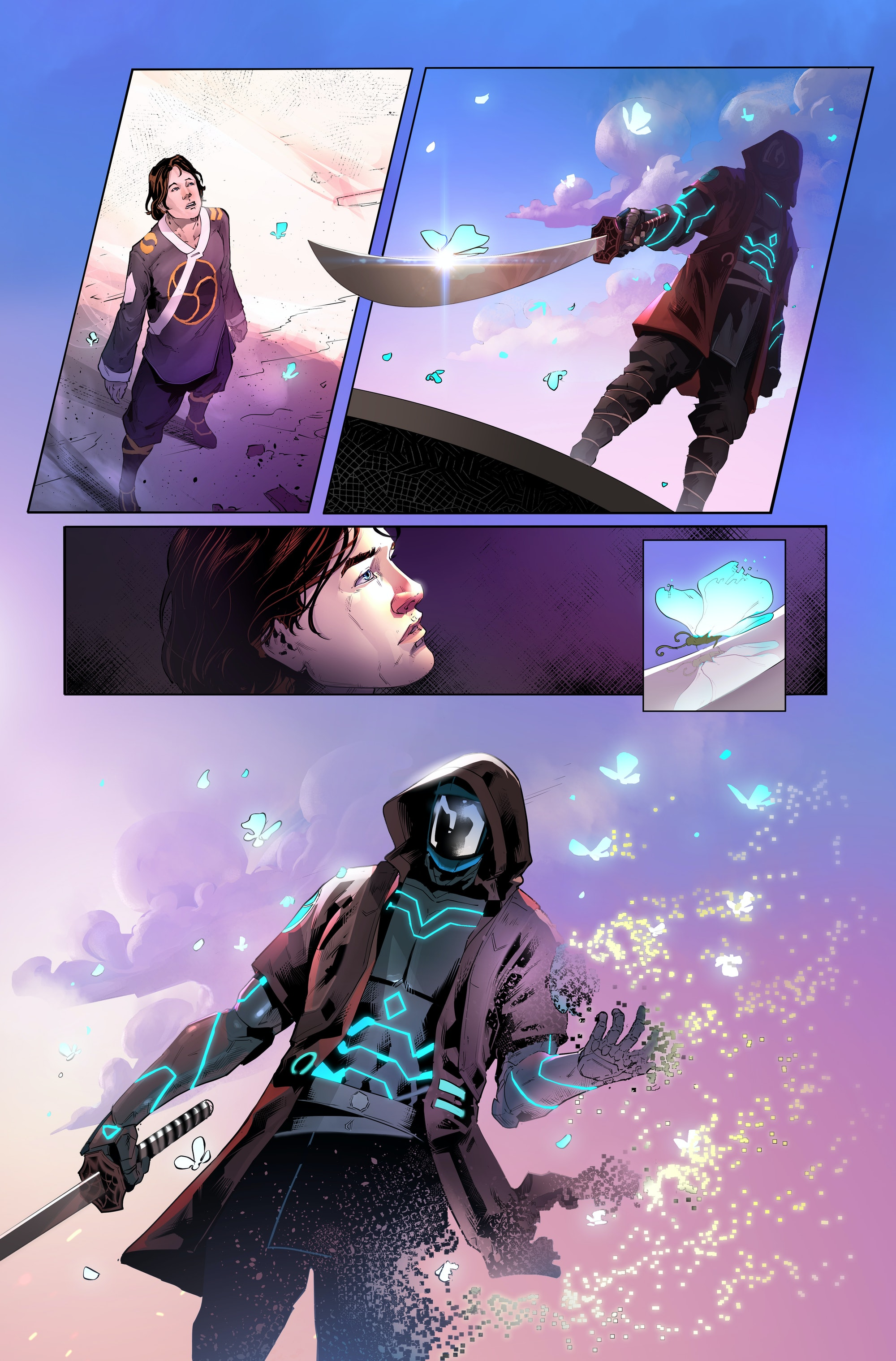 Steve Aoki Neon Future
