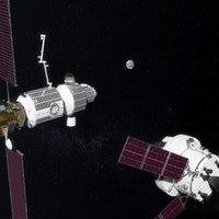 """Lockheed Martin Unveils Image of the """"RV in Space"""" It's Developing for NASA"""