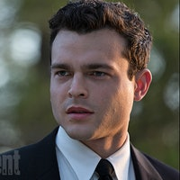 Alden Ehrenreich Teams Up With Warren Beatty, Who is Basically Han Solo
