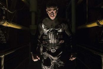 Jon Bernthal is 'The Punisher'.